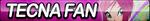 Tecna (Winx Club) Fan Button by ButtonsMaker