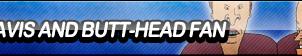Beavis and Butt-Head Fan Button by ButtonsMaker
