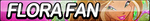 Flora (Winx Club) Fan Button by ButtonsMaker