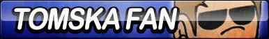 Tomska (Eddsworld) Fan Button by ButtonsMaker