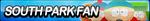 South Park Fan Button by ButtonsMaker