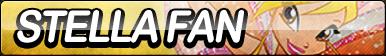 Stella (Winx Club) Fan Button