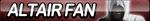 Altair Fan Button by ButtonsMaker