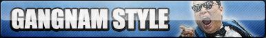 Gangnam Style Button by ButtonsMaker