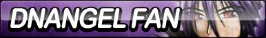 DNAngel Fan Button by ButtonsMaker