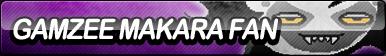 Gamzee Makara Fan Button