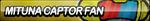 Mituna Captor Fan Button by ButtonsMaker