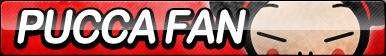 Pucca Fan Button by ButtonsMaker