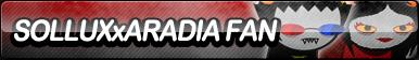 Sollux X Aradia Fan Button by ButtonsMaker