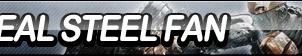 Real Steel Fan Button by ButtonsMaker
