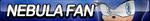 Nebula Fan Button by ButtonsMaker