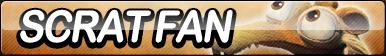 Scrat Fan Button by ButtonsMaker