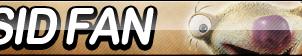 Sid Fan Button by ButtonsMaker
