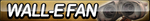 Wall-e Fan Button by ButtonsMaker