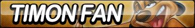 Timon Fan Button by ButtonsMaker