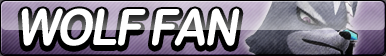 Wolf (Starfox) Fan Button