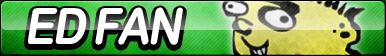 Ed Fan Button by ButtonsMaker