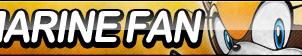 Marine Fan Button by ButtonsMaker
