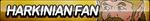 King Harkinian Fan Button by ButtonsMaker