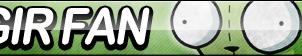Gir Fan Button by ButtonsMaker