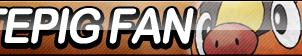 Tepig Fan Button by ButtonsMaker
