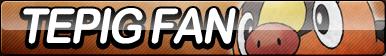 Tepig Fan Button