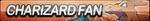 Charizard Fan Button (UPDATED) by ButtonsMaker