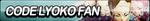 Code Lyoko Fan Button by ButtonsMaker