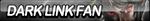 Dark Link Fan Button by ButtonsMaker