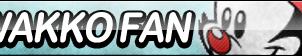 Wakko Fan Button by ButtonsMaker