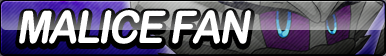 Malice the Dark Fan Button by ButtonsMaker