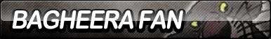 Bagheera Fan Button