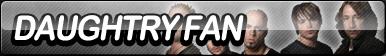 Daughtry Fan Button