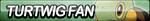 Turtwig Fan Button by ButtonsMaker