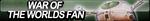 War of the Worlds Fan Button by ButtonsMaker
