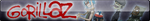 Gorillaz Fan Button by ButtonsMaker