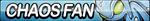 Chaos Fan Button by ButtonsMaker
