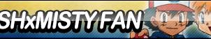 Ash X Misty Fan Button by ButtonsMaker