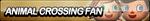 Animal Crossing Fan Button by ButtonsMaker