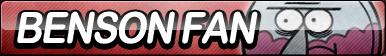 Benson Fan Button by ButtonsMaker