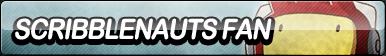 Scribblenauts Fan Button