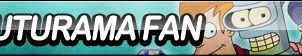 Futurama Fan Button by ButtonsMaker
