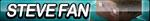 Steve (Minecraft) Fan Button by ButtonsMaker
