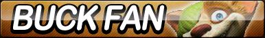 Buck (Ice Age) Fan Button