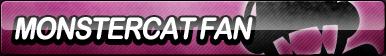 MonsterCat Fan Button by ButtonsMaker