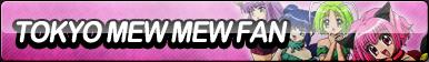 Tokyo Mew Mew Fan Button