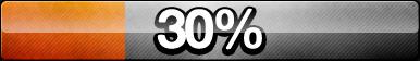 30% Progress Button by ButtonsMaker