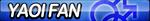 Yaoi Fan Button by ButtonsMaker