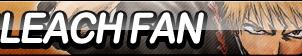 Bleach Fan Button by ButtonsMaker