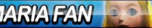 Maria Robotnik Fan Button by ButtonsMaker